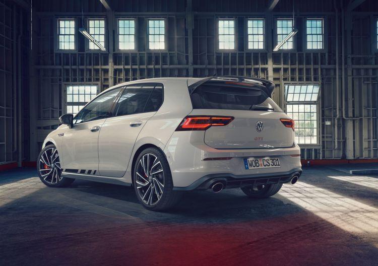 Volkswagen Golf 8 Gti Clubsport 2021 2