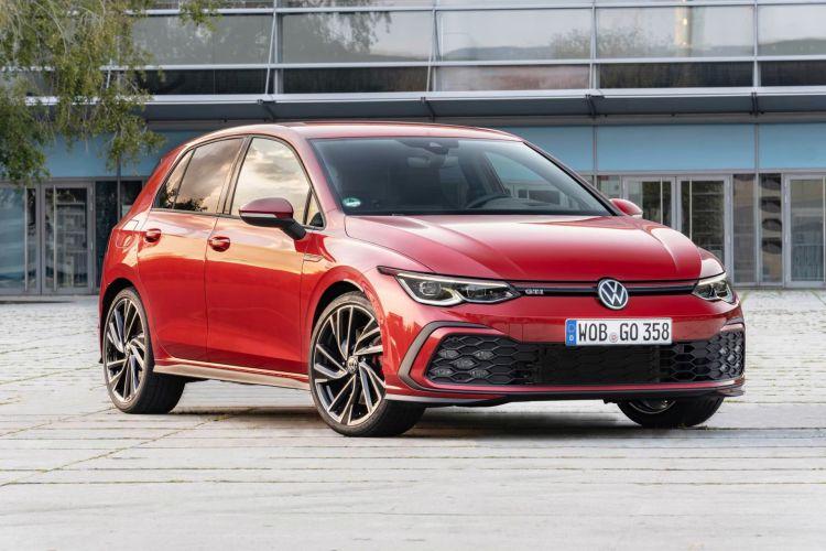 The New Volkswagen Golf Gti