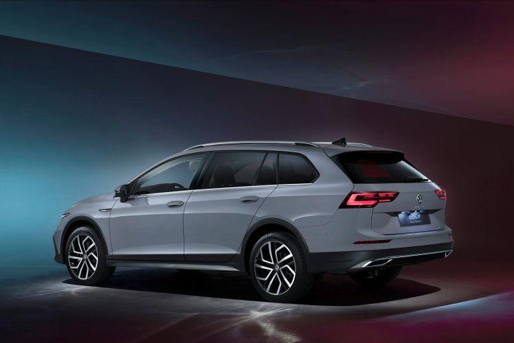 The New Volkswagen Golf Alltrack
