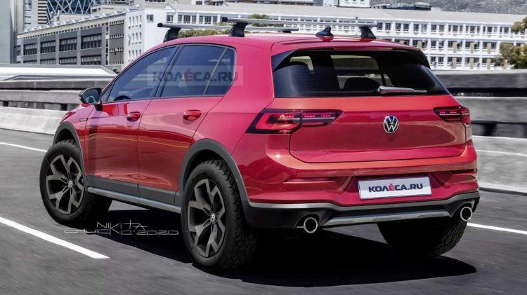 Volkswagen Golf Country Todoterreno 2