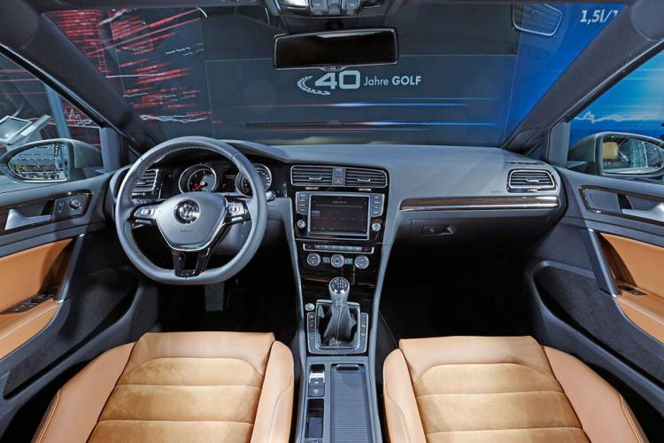 Volkswagen Golf Edition