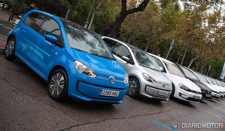Volkswagen eléctricos