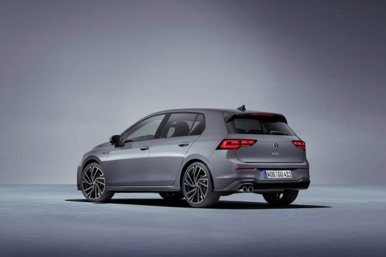 Volkswagen Golf Gtd 2020 Db2020au00126