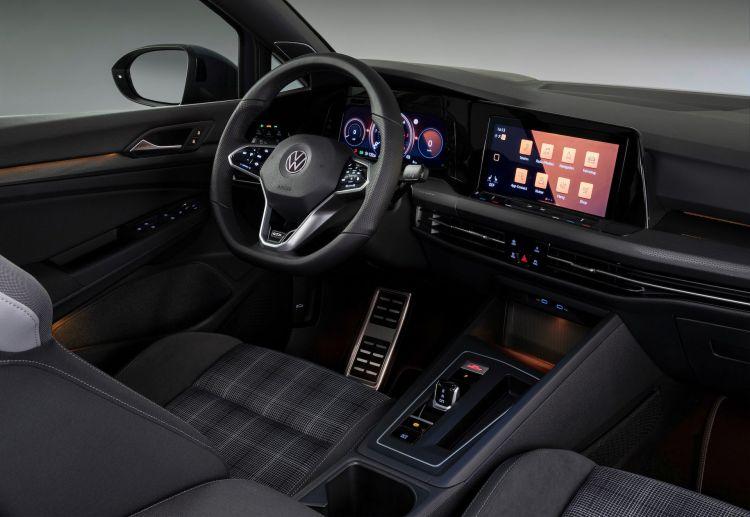 Volkswagen Golf Gtd 2020 Db2020au00130