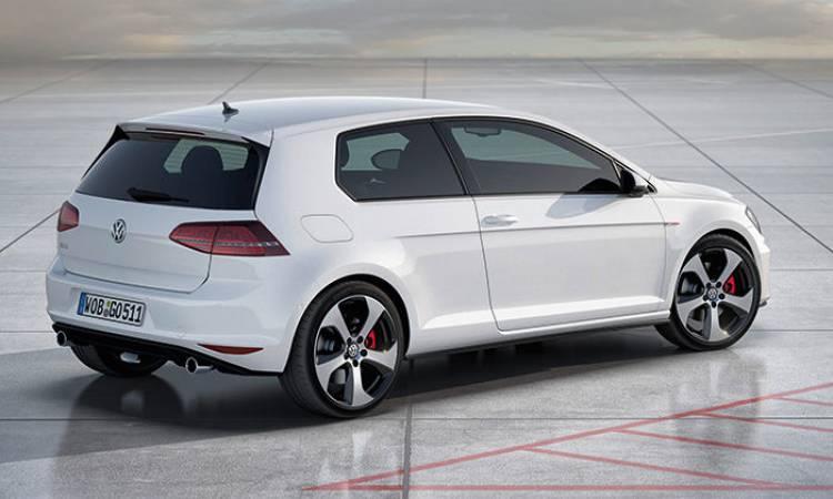 Así suena el Volkswagen Golf GTI con el sistema de escape Akrapovic