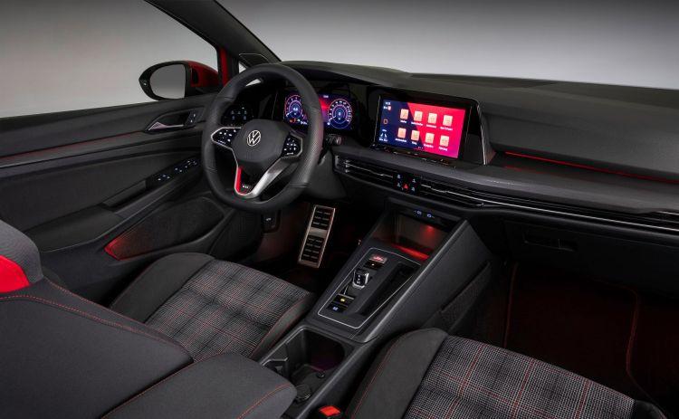 Volkswagen Golf Gti 2020 Db2020au00162