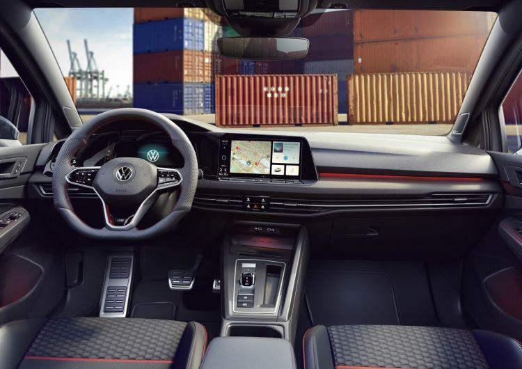 "The New Volkswagen Golf Gti ""clubsport 45"""