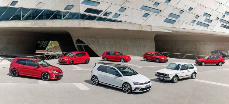 Volkswagen Golf Gti Clubsport Gti Mk1 07