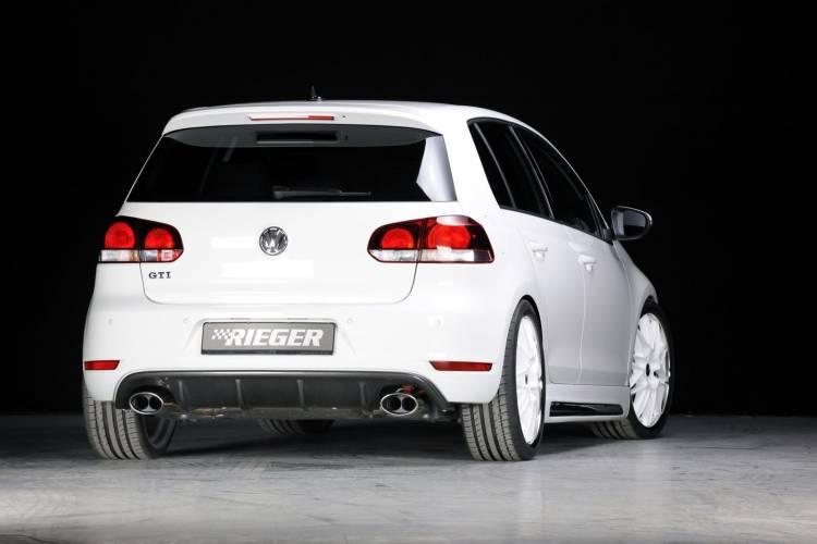 Volkswagen Golf GTI por Rieger