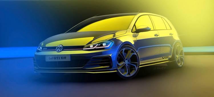 Volkswagen Golf Gti Tcr 2018 Adelanto 04
