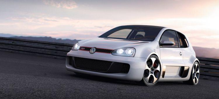 Volkswagen Golf Gti W12 650  01