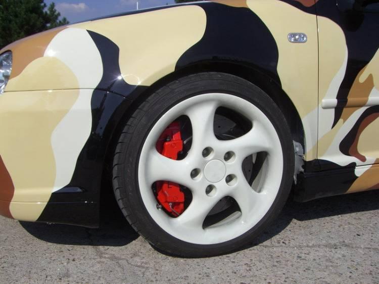 MTE Volkswagen Golf IV R32 Biturbo