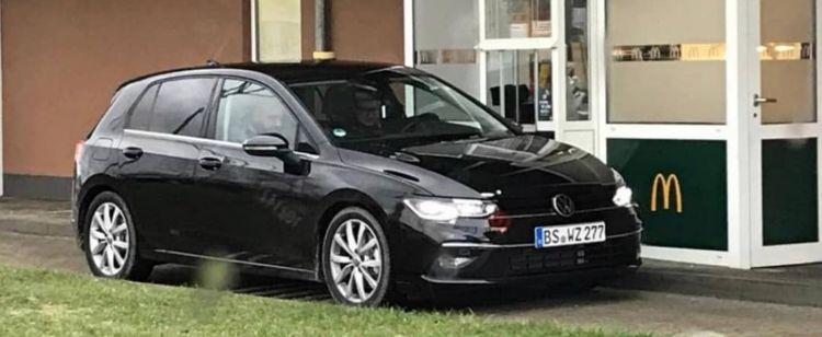 Volkswagen Golf Mk8 Filtrado