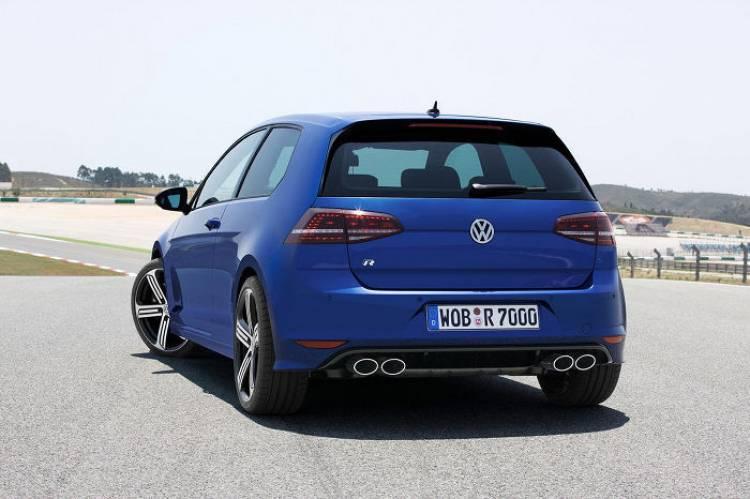 Volkswagen Golf R: en España desde 39.230 euros