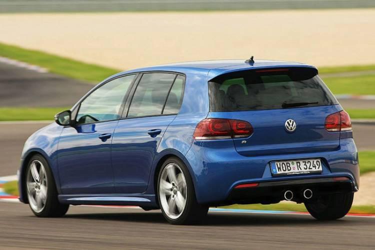 Volkswagen Golf R: ¿cómo será el Golf más radical?