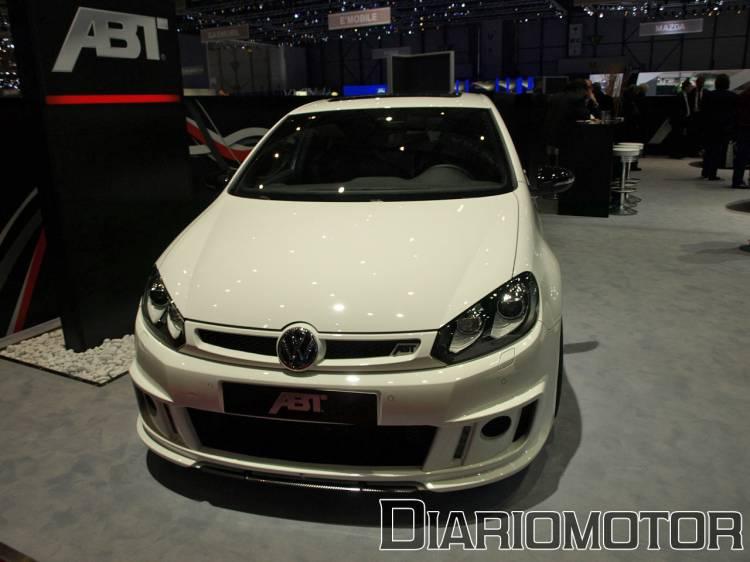 Volkswagen Golf R ABT en Ginebra