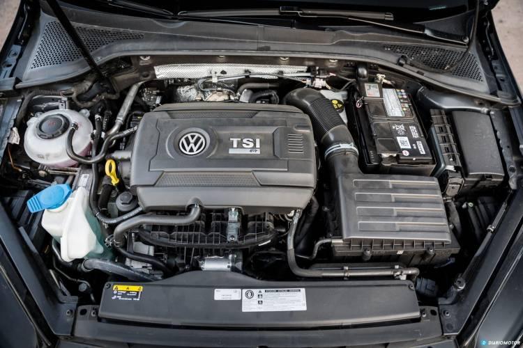 Volkswagen Golf R Motor 2jpg