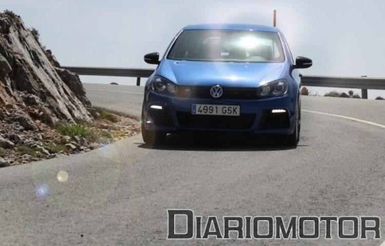 Volkswagen Golf R a prueba