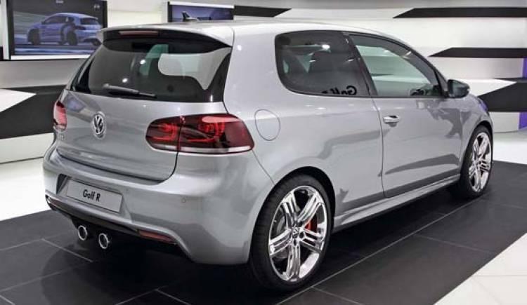 Cuatro sabores más para el Volkswagen Golf R