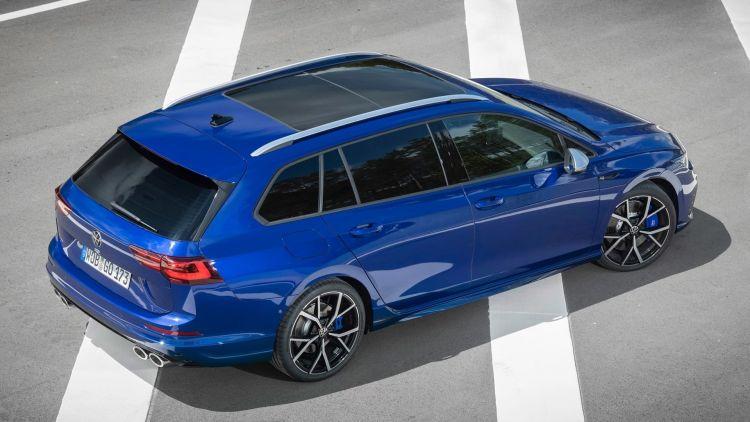 Volkswagen Golf R Variant 2021 0621 025