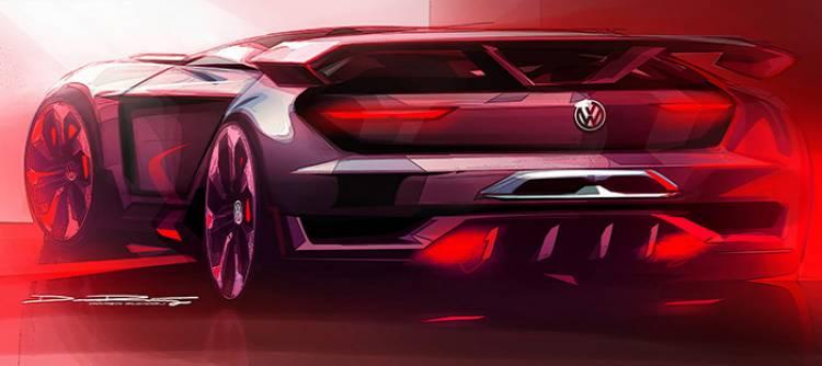 Volkswagen Vision GTI Roadster