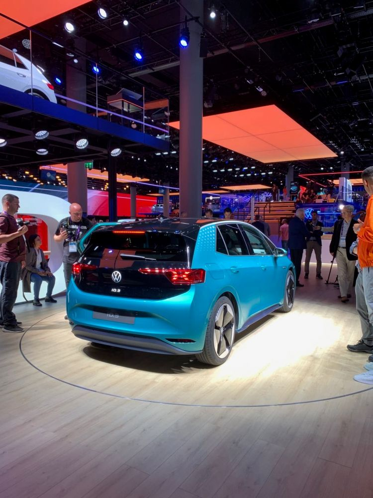 Volkswagen Id 3 Frankfurt Dm Img 5695
