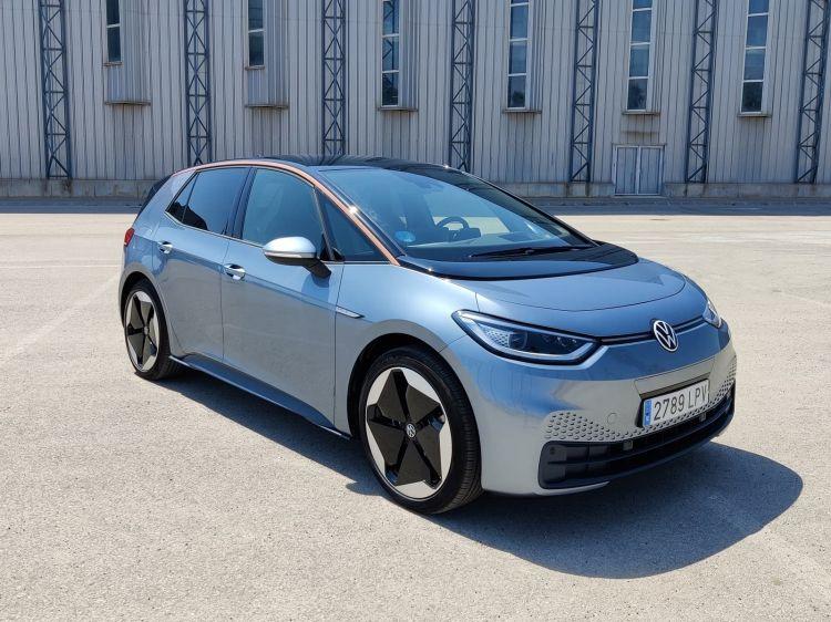 Volkswagen Id 3 Prueba 1021 035