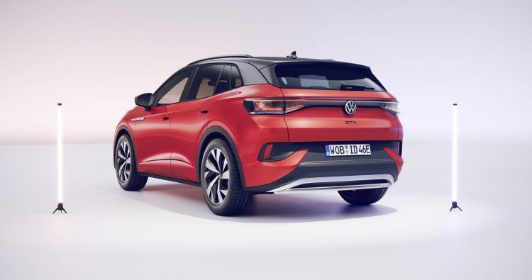 Volkswagen Id 4 Gtx 2021 16