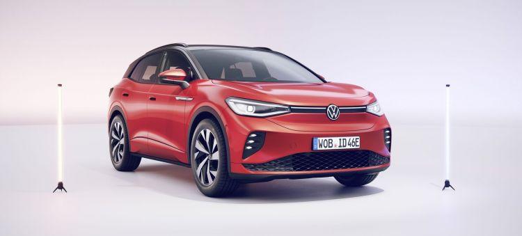 Volkswagen Id 4 Gtx 2021 P
