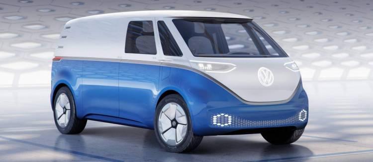 Volkswagen Id Cargo Concept P
