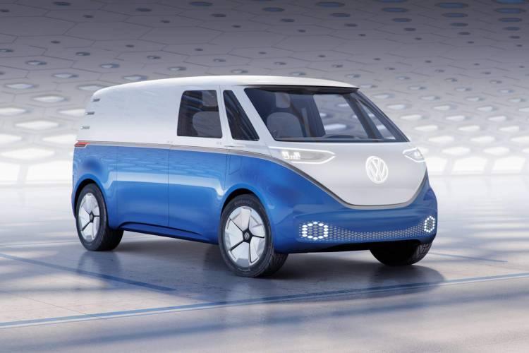 Volkswagen Id Cargo Concept1