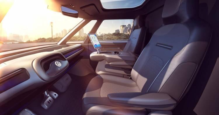 Volkswagen Id Cargo Concept3
