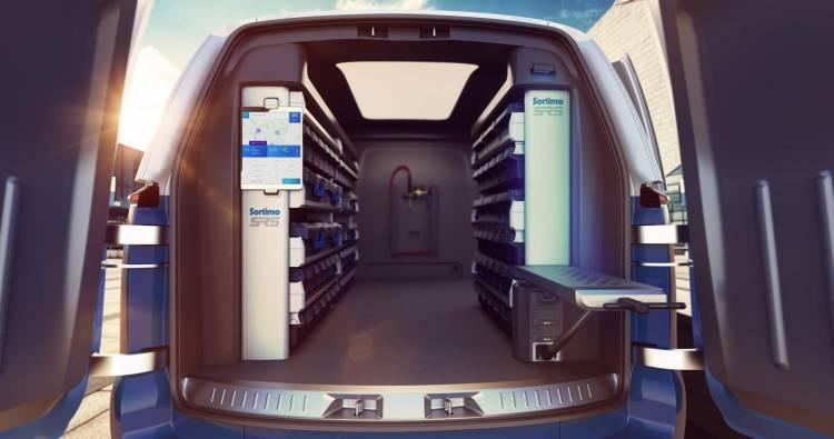 Volkswagen Id Cargo Concept4