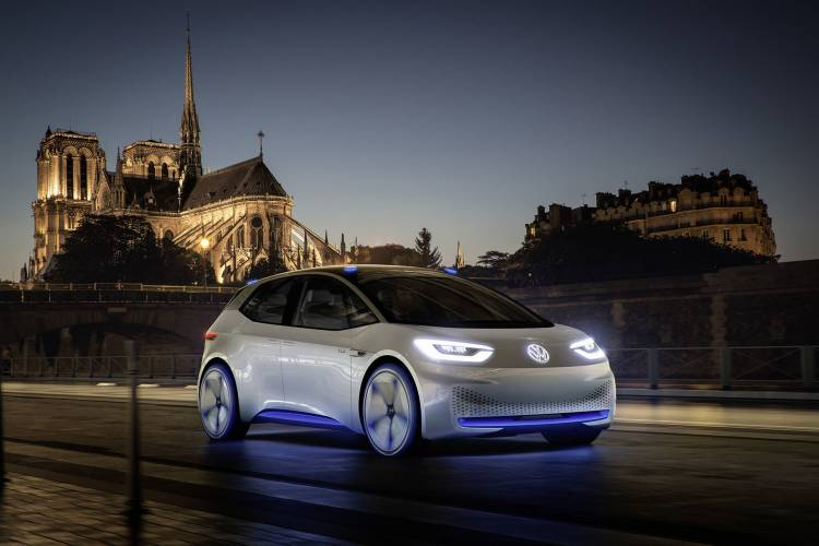Volkswagen Id Coches Electricos Ford Acuerdo 02