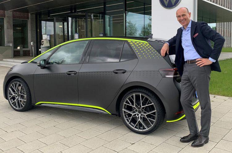 Volkswagen Id X Concept 1