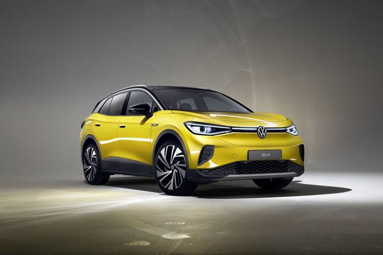 Volkswagen Id4 2021 29