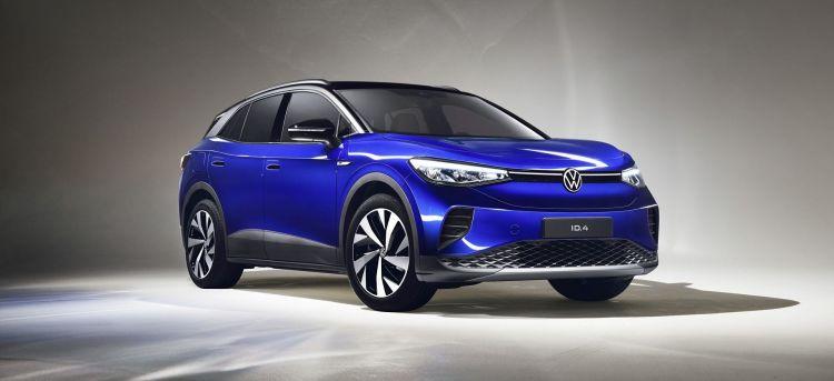 Volkswagen Id4 2021 P