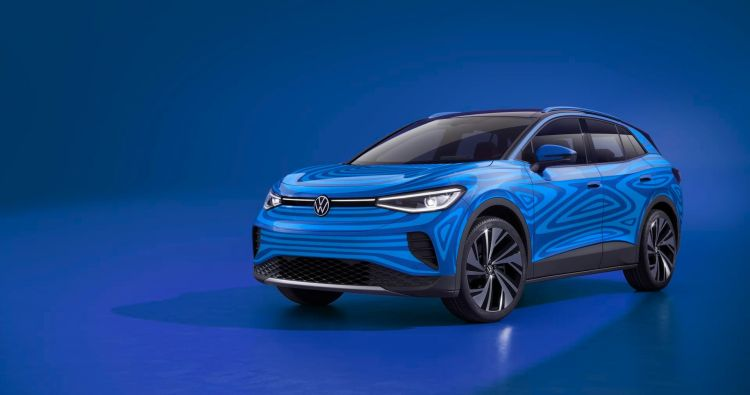 The New Volkswagen Id.4