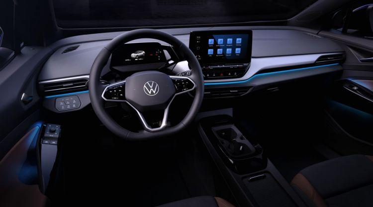 Volkswagen Id4 Interior 01