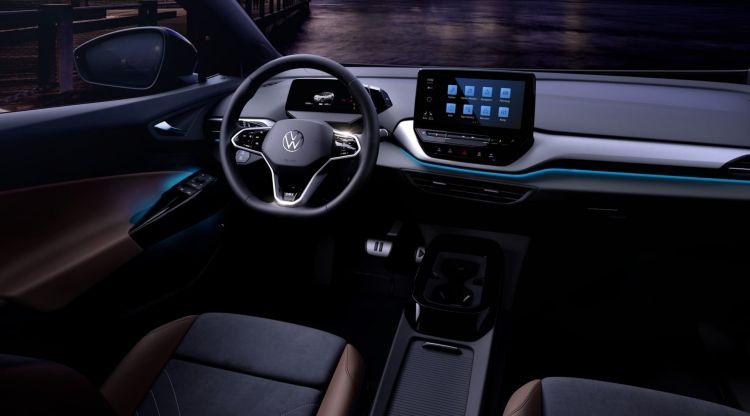 Volkswagen Id4 Interior 03