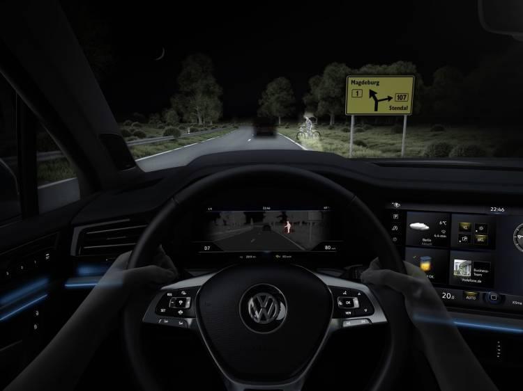Volkswagen Iluminacion Led 1018 001