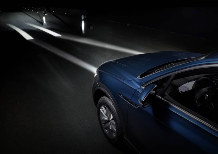 Volkswagen Iluminacion Led 1018 010