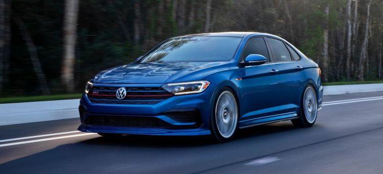 Volkswagen Jetta Gli Blue Lagoon P