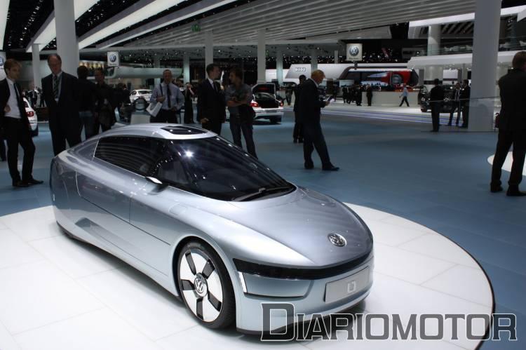 Volkswagen L1 Concept en Frankfurt 2009