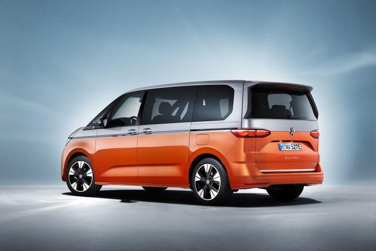 Volkswagen Multivan 2021 7