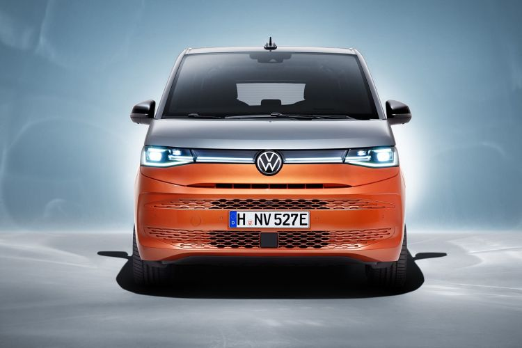 Volkswagen Multivan 2021 9