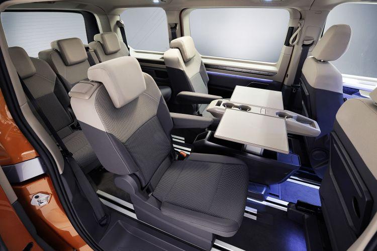 Volkswagen Multivan 2021 Interior 2