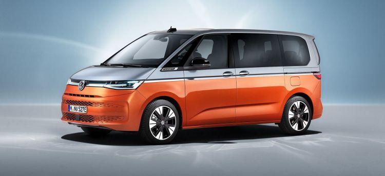 Volkswagen Multivan 2021 P