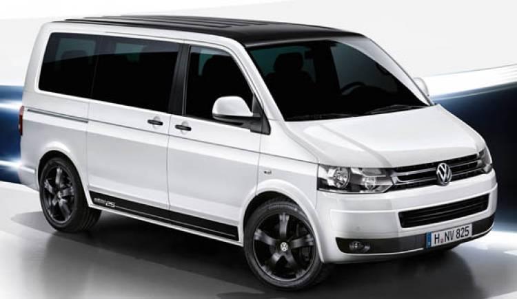 Volkswagen Multivan Edition25 2.0 TSI 204 CV