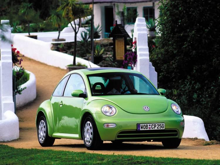 Volkswagen New Beetle Diseno